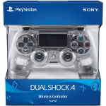 PlayStation Dualshock 4 Ohjain crystal PS4