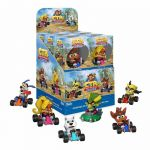 Crash Team Racing S3 Nitro Fueled Mini Vinyl figuuri, Satunnainen