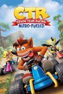 Crash Team Racing Race 61 x 91cm Juliste