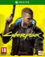 Cyberpunk 2077 Xbox One *käytetty*