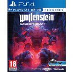 Wolfenstein Cyberpilot Playstation VR PS4 *käytetty* kopio 166981