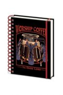 Steven Rhodes A5 Worship Coffee Vihko