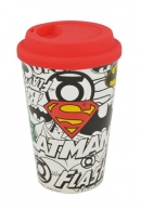 DC Comics Justice League Logo Matkamuki