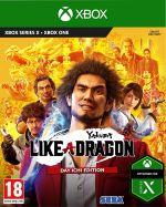 Yakuza Like a Dragon Day Ichi Steelbook Xbox One