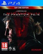 Metal Gear Solid: Phantom Pain PS4 *käytetty*