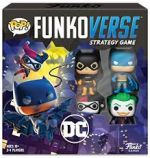 POP! Games: Funkoverse - DC Comics Base Set Strategy Game englanninkielinen