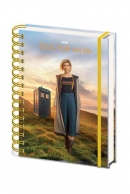 Doctor Who Wiro 13th Doctor Vihko A5