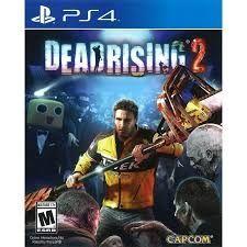 Dead Rising 2 HD PS4 *käytetty*