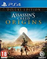 Assassins Creed - Origins Deluxe Edition PS4