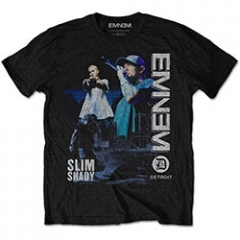 Eminem Detroit T-paita koko S