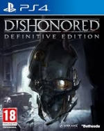 Dishonored Definitive Edition HD PS4 *käytetty*