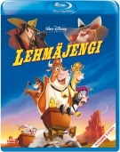 Lehmäjengi Blu-ray
