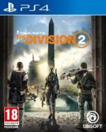 Tom Clancys The Division 2 PS4 *käytetty*