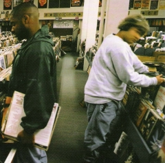 Dj Shadow: Endtroducing... CD