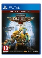 Warhammer 40,000: Inquisitor - Martyr Deluxe Edition PS4