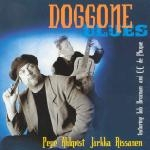 Pepe Ahlqvist & Jarkka Rissanen: Doggone Blues CD