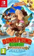 Donkey Kong Country Tropical Freeze Nintendo Switch *käytetty*
