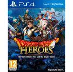 Dragon Quest Heroes II PS4 *käytetty*