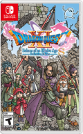 Dragon Quest XI S: Echoes of an Elusive Age Definitive Edition Nintendo Switch *käytetty*