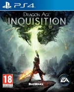 Dragon Age: Inquisition PS4 *käytetty*