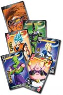 Dragon Ball FighterZ - Group pelikortit