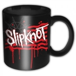 Slipknot: Dripping Flag and Logo muki