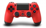 PlayStation Dualshock 4 Ohjain punainen PS4