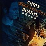 Duarte, Chris: Blue Velocity CD