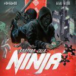 Eevil Stöö X Koksu Koo : Saattaa olla ninja LP