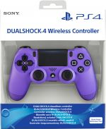 PlayStation Dualshock 4 Ohjain electric purple PS4