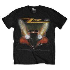 ZZ Top Eliminator T-paita