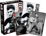 Elvis Presley Classic Black & White pelikortit