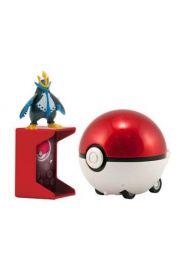 Pokémon Catch 'n' Return Poké Ball Empoleon + Poké Ball Figuuri