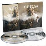 Epica : Omega 2-CD DIGIBOOK INCL. BONUS ACOUSTIC CD