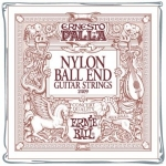 ERNIEBALL EB2409 Nylonkielisen akustisen kielisarja. Ball end.
