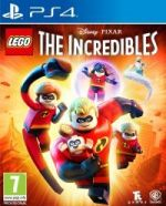 Lego The Incredibles PS4 *käytetty*