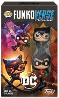 POP! Games: Funkoverse - DC Comics Expandalone Strategy Game englanninkielinen