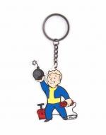 Fallout 4 Explosives Skill Muovinen Avaimenperä