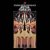 Franklin, Aretha : Young, Gifted And Black LP