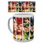 DC Comics Justice League Faces muki