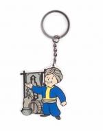 Fallout 4 Barter Muovinen Avaimenperä
