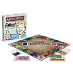 Fallout Monopoli (englanninkielinen)