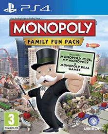 Monopoly Family Fun Pack PS4 *käytetty*