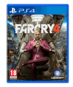 Far Cry 4 PS4 *käytetty*
