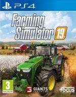 Farming Simulator 19 PS4 *käytetty*
