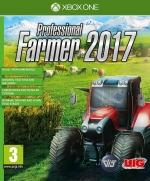 Professional Farmer 2017 Xbox One *käytetty*