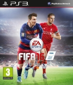 FIFA 16 PS3 *käytetty*