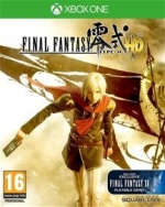 Final Fantasy Type-0 HD Xbox One *käytetty*