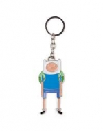 Adventure Time Finn metallinen avaimenperä
