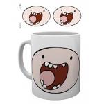 Adventure Time Finn Face muki